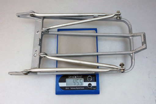 Porte bagage arrière * - Page 5 TiCarbon_fender_original_weight-510x340